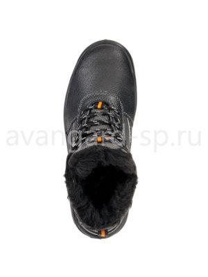 Ботинки «Корвет», искусственный мех