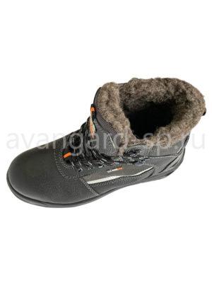 Ботинки «Корвет», шерстяной мех