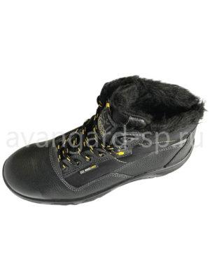 Ботинки «Бустер», иск. мех, КП, ПУ