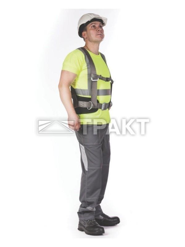 Привязь удерживающая BODY GUARD с наплечными лямками