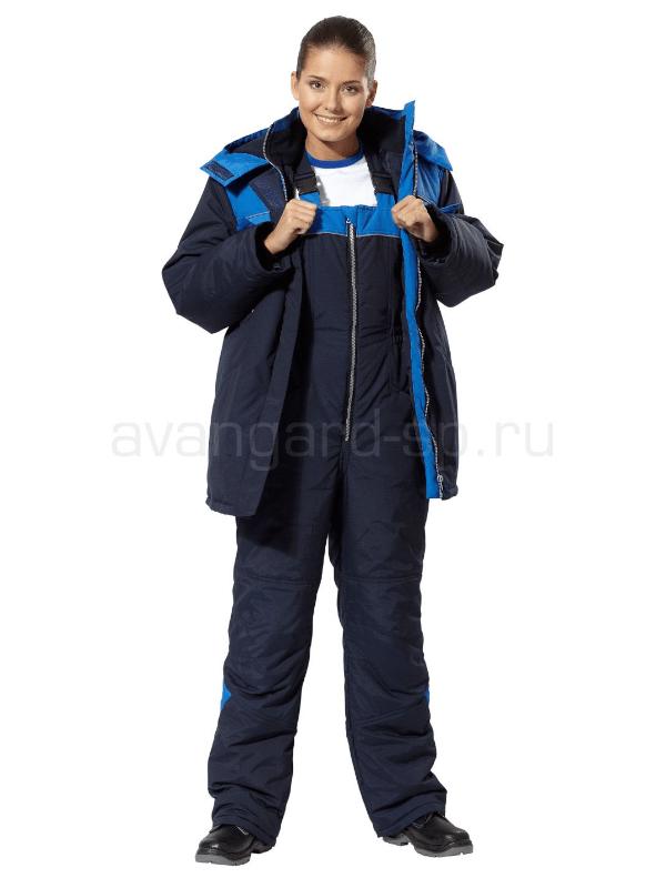 Костюм зимний женский Лавина