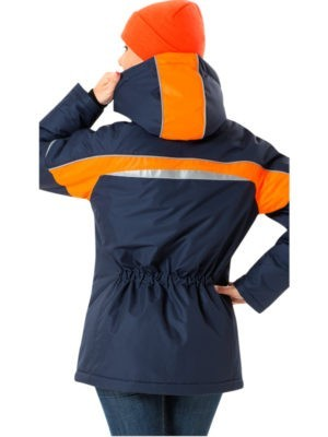 Куртка утеплённая ЛЕДИ СПЕЦ