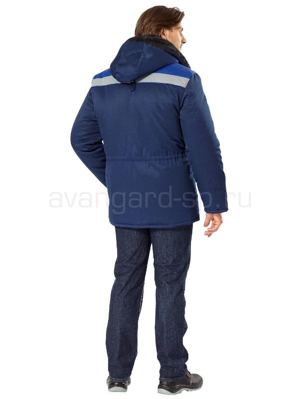 Куртка зимняя Бригада