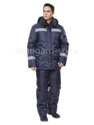 Куртка зимняя Север