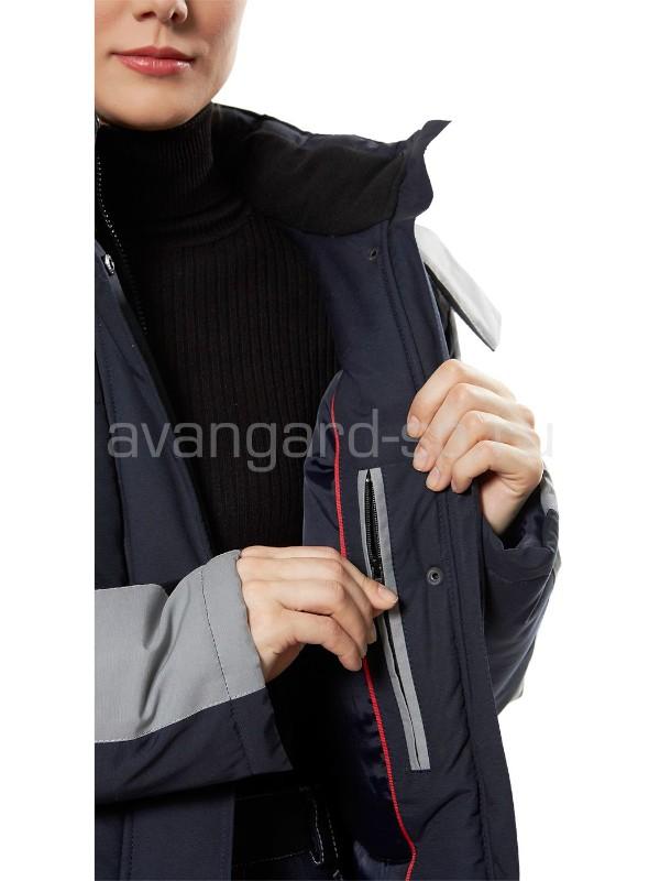 Куртка зимняя женская Альфа
