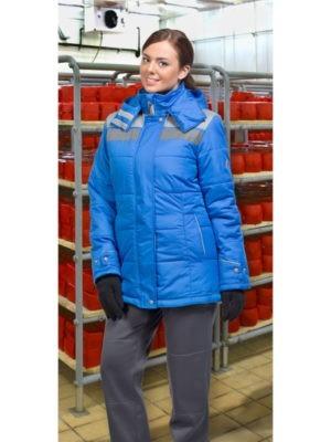 Куртка зимняя женская Ангара
