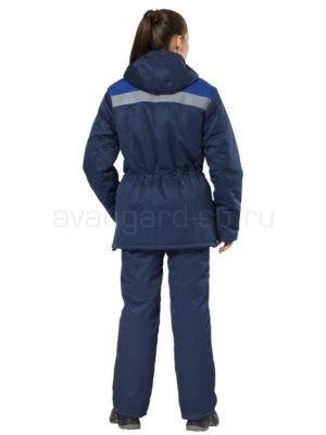 Куртка зимняя женская Бригада