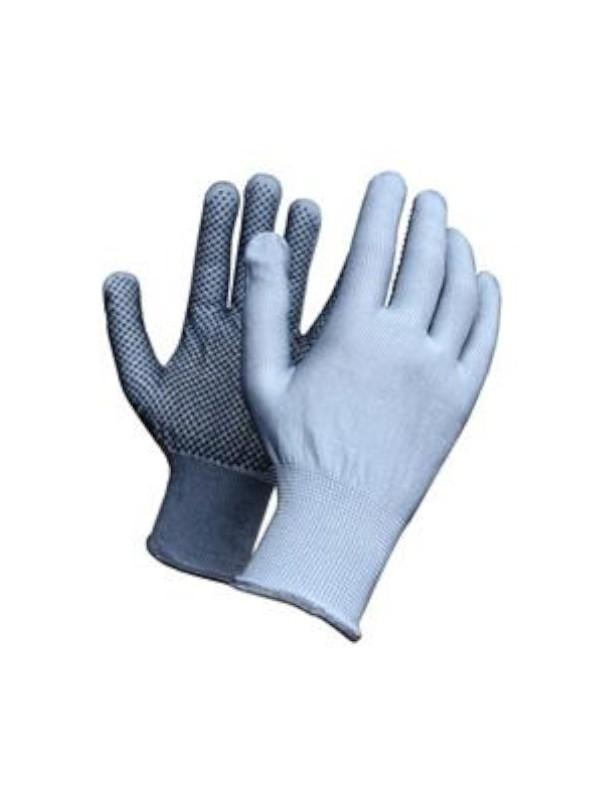 Перчатки нейлоновые с ПВХ СВС,