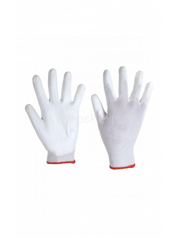Перчатки нейлоновые ПУ