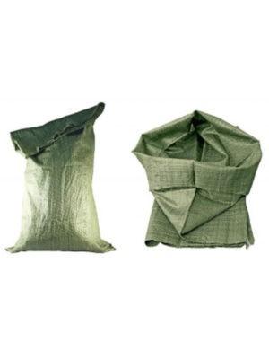 Мешки п/п 95*55 зеленые