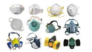 респираторы защитные маски и их виды