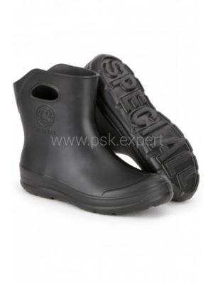 Сапоги ЭВА женские укороченные цвет черный