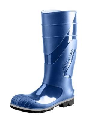 Сапоги ПВХ «Геолэндер», КП, синий