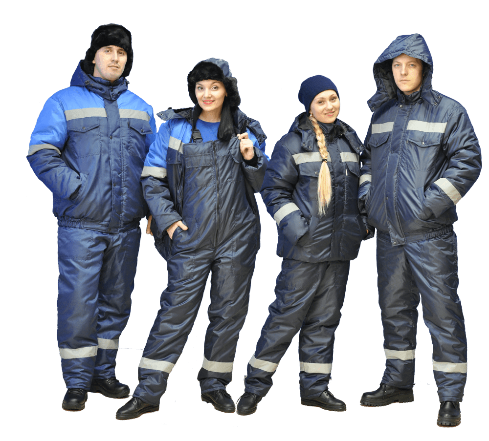 Read more about the article Утеплённые рабочие куртки