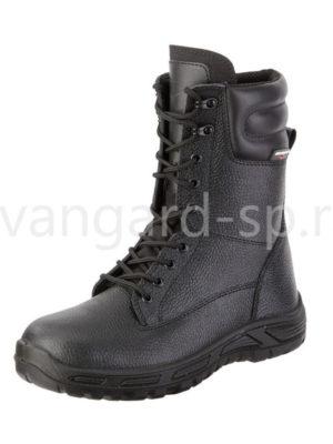 Ботинки с высоким берцем Энфорсер 201, чёрный, ПУ