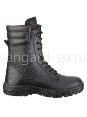 Ботинки с высоким берцем «Энфорсер 201», чёрный, ПУ