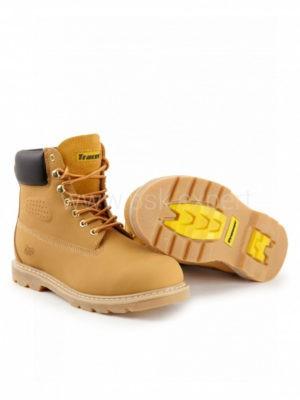 Ботинки летние/демисезонные «Tracer-City» цвет коричневый