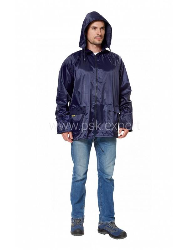 """Куртка влагозащитная """"Рейн"""" цвет синий"""