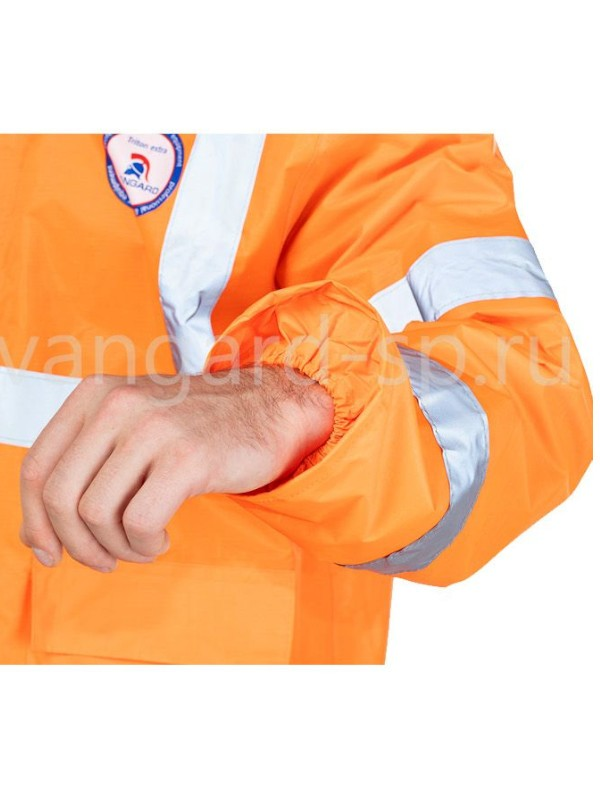"""Костюм влагозащитный с СОП """"Triton extra"""" оранжевого цвета"""