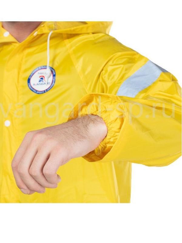 """Плащ влагозащитный """"Triton ultra"""" желтый"""