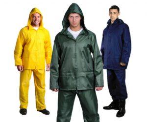 Защитная влагозащитная одежда