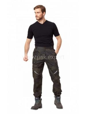 Брюки-джоггеры мужские летние «Axel» камуфляжные